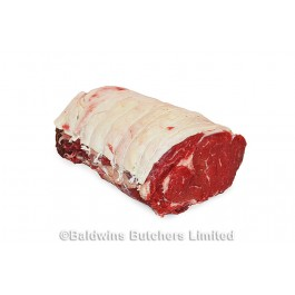 British Beef - Rolled Sirloin Roast