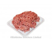 Lamb shoulder mince meat